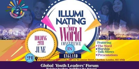 GYLF UK Zone 2 Presents Illuminating Your World tickets