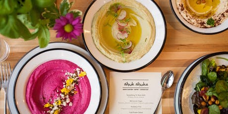 Thursday Shuk - A vibrant, Middle Eastern culinary journey. tickets