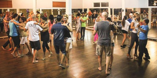 Brazilian Zouk Fundamentals Level 1 and 2.1 Series in June-July