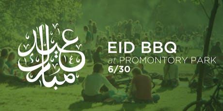 Eid BBQ tickets