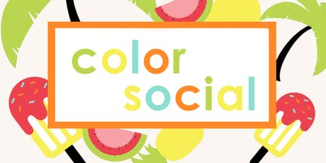 Color Social Doggy and Me tickets