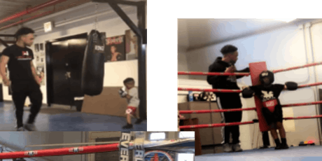 Children Boxing Class tickets