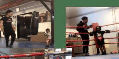 Children Boxing Class
