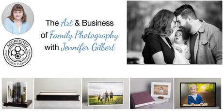 The Art & Business of Family Photography tickets