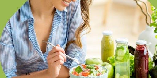 Maximized Nutrition & Posture Workshop