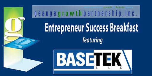Entrepreneur Success  Breakfast -  Scott Sapita - BaseTek