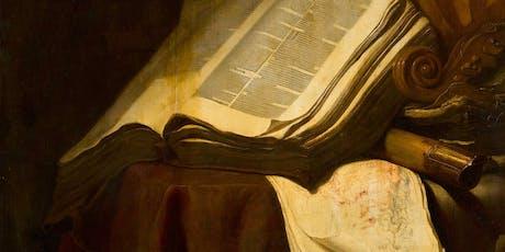 Spinoza & the Arts: Passionate Reason Tickets
