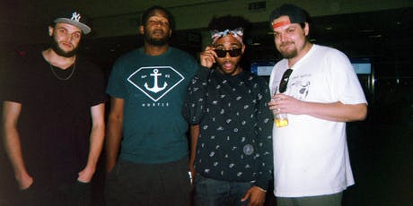 NiGE HOOD & The Folk Rap Band @ The Unknown Brewing Co - #BarsBandsAndBrews tickets