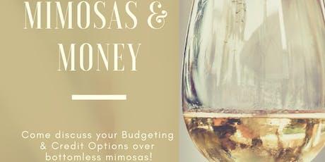 Mimosas & Money  tickets