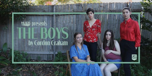 NUTS Presents: The Boys by Gordon Graham