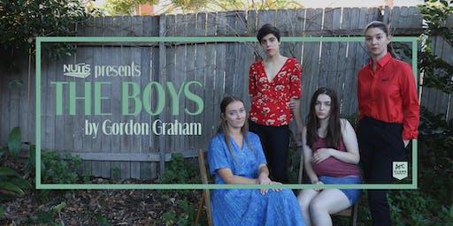 NUTS Presents: The Boys by Gordon Graham