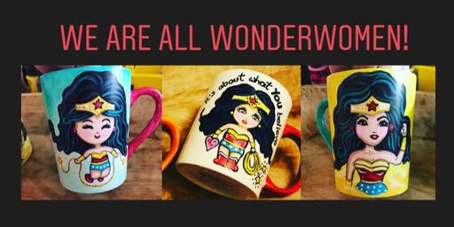 We all are Wonder Women!