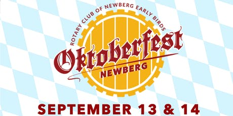 Newberg Oktoberfest tickets