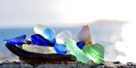 Searching for Sea Glass Treasures, Saturday, August 10, 2019 (with the Dragonfly Expeditionary Club) tickets