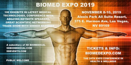 BIOMED EXPO 2019 tickets