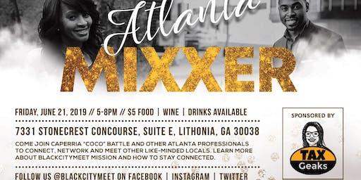 BlackCityMeet Mix, Meet & Mingle - Atlanta MIXXER