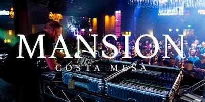 Rewind OC Fridays at Mansion Free Guestlist - 8/30/2019