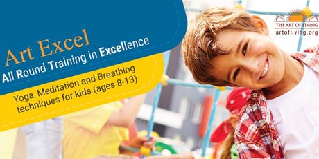 Summer 'Art Excel' or All round training for Excellence for children ages 8 to 12 tickets