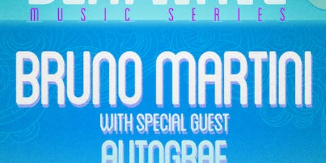 Bruno Martini with Special Guest Autograf at Marquee Dayclub Free Guestlist - 7/21/2019 tickets
