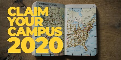 Prayer Gathering for Claim Your Campus 2020 tickets
