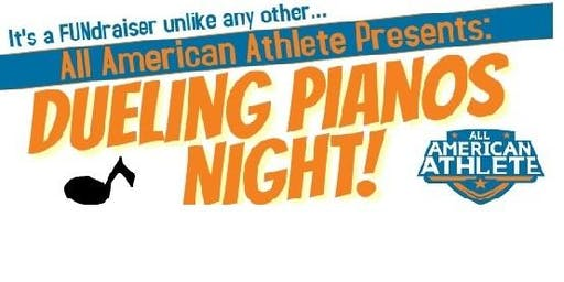 "Dueling Pianos FUNdraiser ""Life Skills, Changing Lives"", Hosted By All American Athlete"