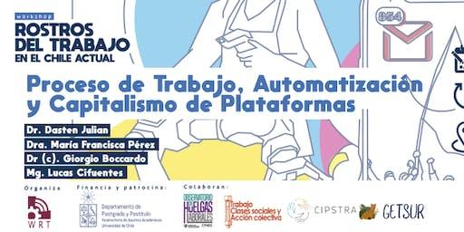 Sesión 2: Proceso de trabajo, Automatización y Capitalismo de plataformas
