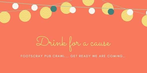 Footscray Pub Crawl