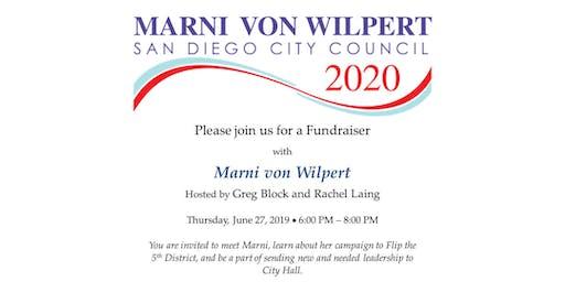 Fundraiser for Marni Von Wilpert