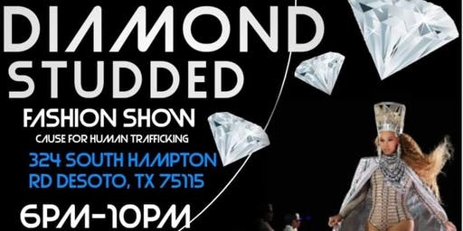 Diamond Studded Fashion Show