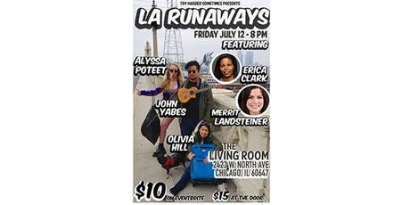 Try Harder Sometimes presents: LA Runaways at TLR The Living Room tickets