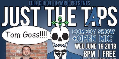 Just The Tips Comedy Night tickets