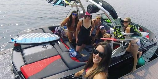 2019 MasterCraft   Sisters in Action Sports  Wake Experience