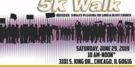 Pure and Proud 5k Walk and Picnic tickets
