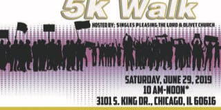 Pure and Proud 5k Walk and Picnic