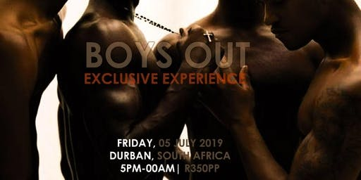 Boys Out Exclusive