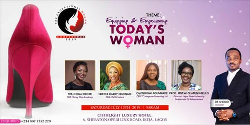 THE EXCEPTIONAL WOMAN CONFERENCE 2019