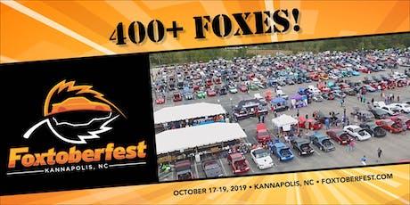 Foxtoberfest 2019 tickets