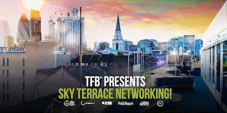 Sky Terrace Networking tickets