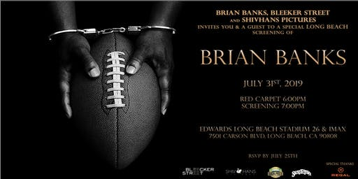 A SPECIAL LONG BEACH SCREENING OF BRIAN BANKS