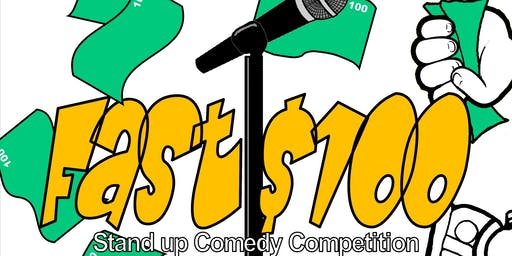 BonkerZ Fast $100 Comedy Competitions