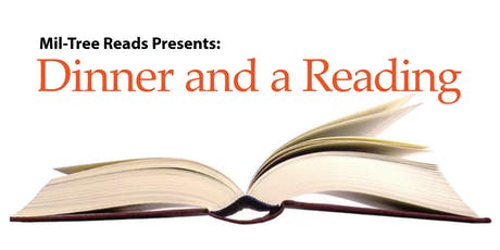 Mil-Tree Reads Presents: Dinner and a Reading tickets
