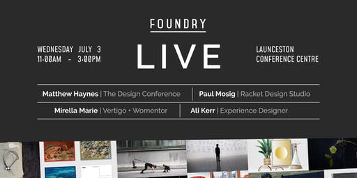 Foundry LIVE | Creative Conference