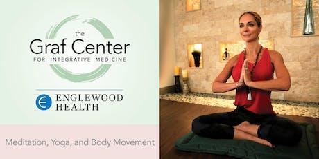 Yoga with Jennifer Graf tickets