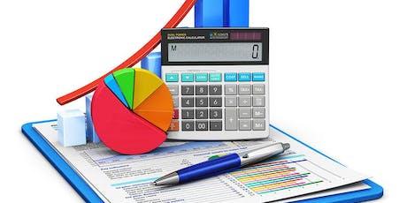 METAS FINANCIERA   ¿Cómo lograr tus metas financieras? tickets
