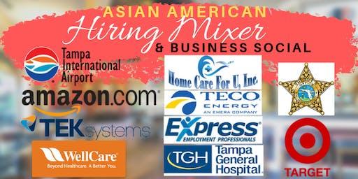 Asian American Hiring Mixer & Business Social by NAAAP Tampa Bay