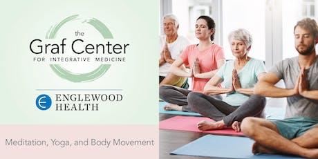 Mindful Meditation for Wellness tickets