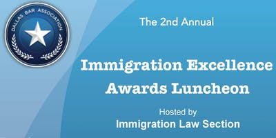 The 2nd Annual Immigration Excellence Awards