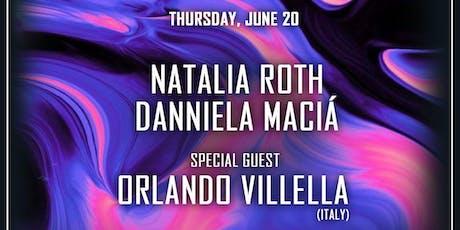 Rhythms @ Treehouse Miami tickets
