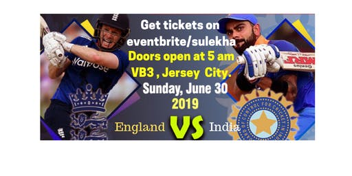 INDIA VS England Cricket world cup