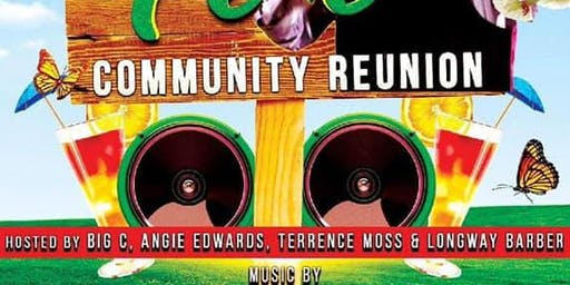 Community Family and Friend Reunion